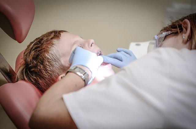 kluk u zubařky
