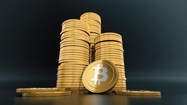 pyramida z bitcoinu